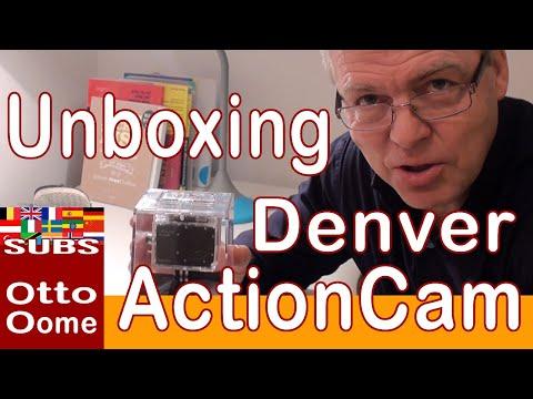 Unboxing Denver Action. A good GoPro alternative!