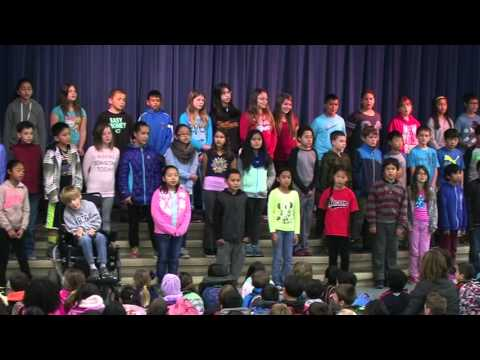 50 Nifty United States - John Muir School 5th Grade - Jan 16, 2015