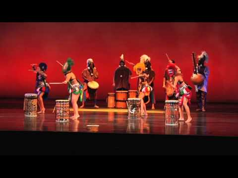 Elegba Folklore Society Curtains Up 2014 HD