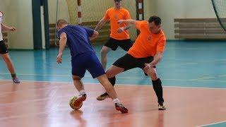 Piłkarze zagrali dla Antosia