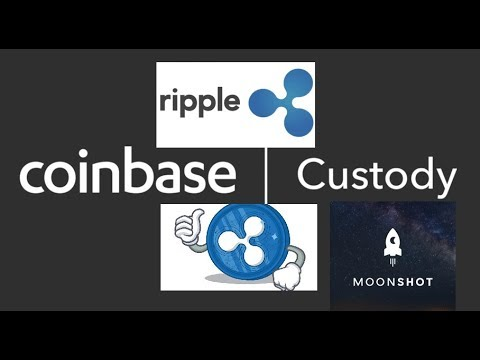 Ripple XRP and Coinbase Custody Service