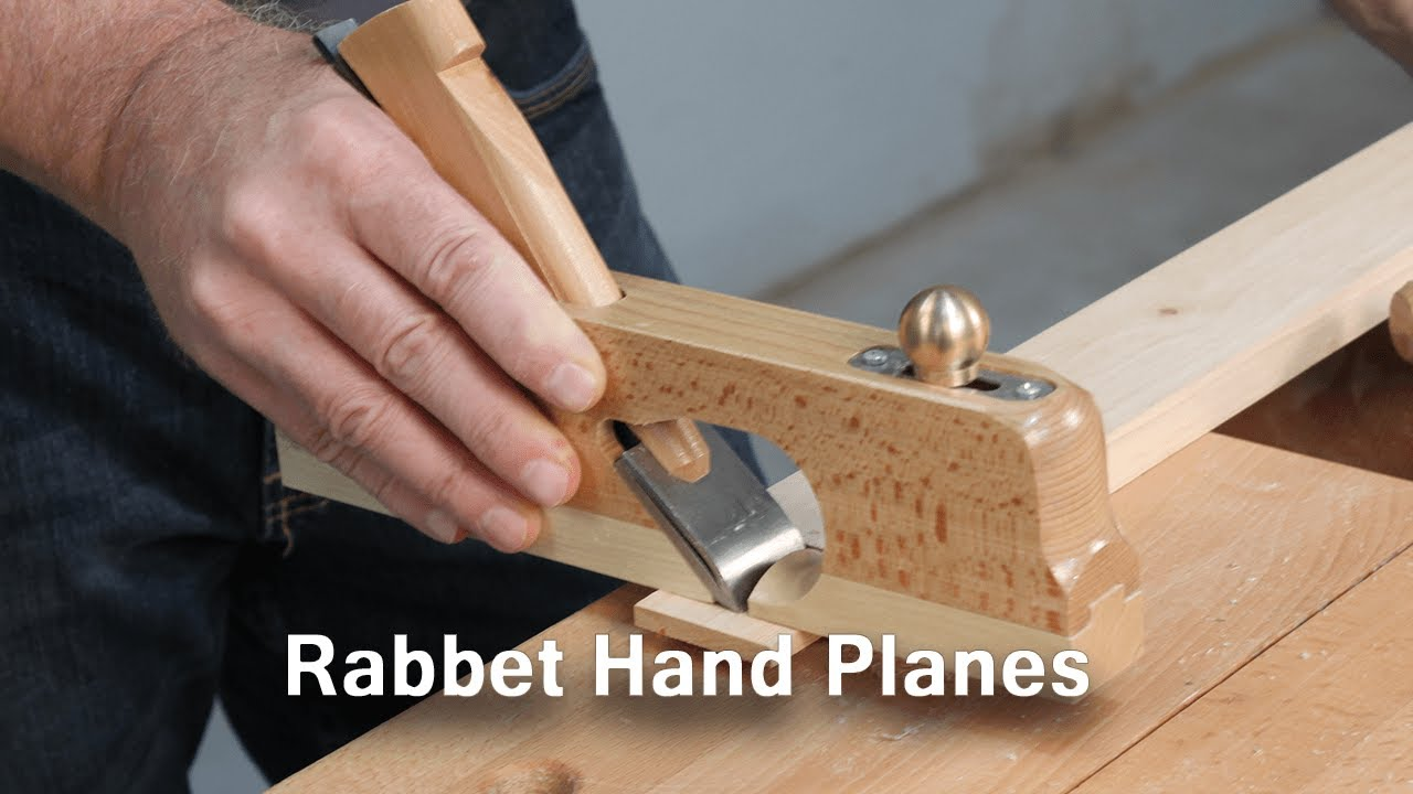 The planing rabbeting planes