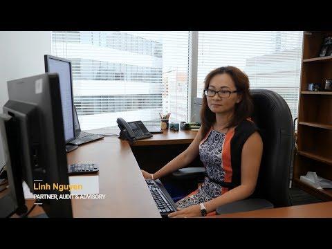 Linh Nguyen | Audit Accountant Toronto | Crowe Soberman