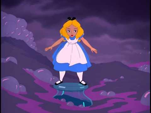 Alice au Pays des Merveilles   La Course Saugrenue HD