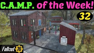 Fallout 76: CAMP of the Week! 32