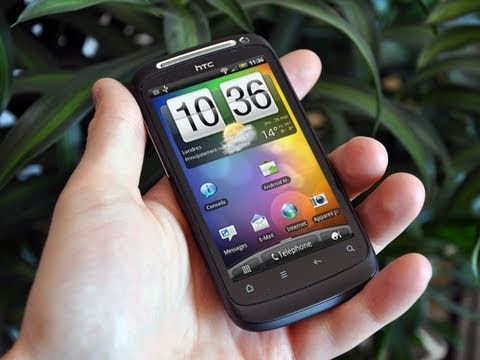 Test du HTC Desire S - Test-Mobile.fr