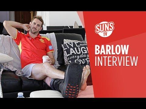 SUNS TV: Barlow Interview