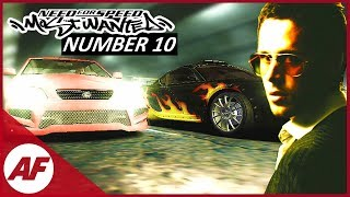 Need for Speed Most Wanted 2005 - Number 10 on a Blacklist Let