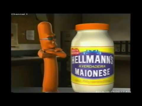 Comercial: Hellmann's  2003