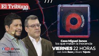 #EnVivo | Código Penal analiza el caso de Miguel Janco, condenado por abuso y distribución de pornografía infantil