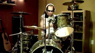 Ramones - Surfin' Bird Drum Cover