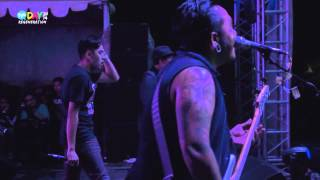 Endank Soekamti feat Kemal Palevi - Luar Biasa (Live at Hai Day 2014)