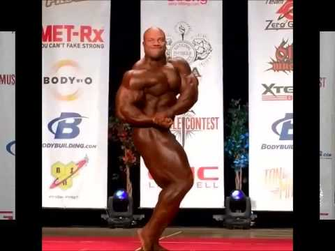 Interview with 5x Mr  Olympia   Phil Heath