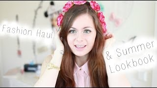 ♡ Fashion Haul & Summer Lookbook ♡ Thumbnail