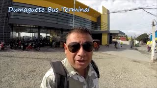 The New Dumaguete Bus Terminal