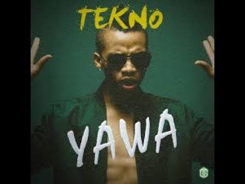 Tekno - Yawa (karaoke)