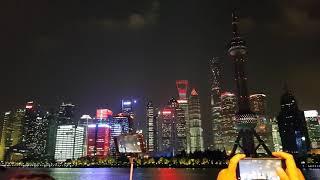중국 상해 야경(상해여행 필수코스)울산굿모닝여행사 추천
