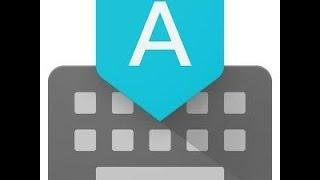 Топ 3 лучших клавиатур андроид