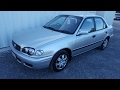 (SOLD)automatic cars toyota corolla 2000 cheap review