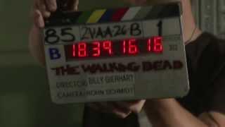 «Ходячие мертвецы» один день на съемочной площадке сериала
