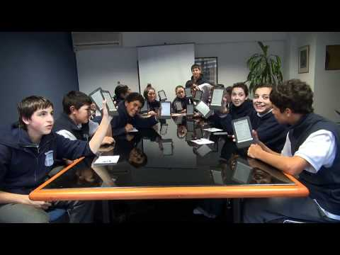 Kindle Mobile Learning Initiative in Uruguay