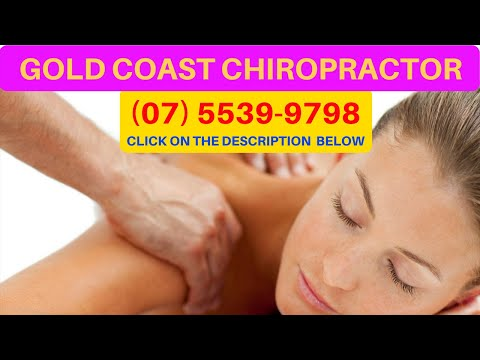 Chiropractor Benowa Neck Injury Pain, Call (07) 5539 9798