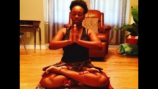 Kemetic Yoga for Beginners Too