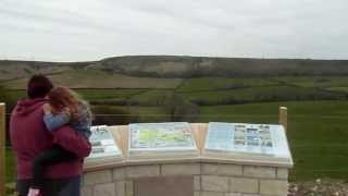 The White Horse, Osmington - New View Point - 2013