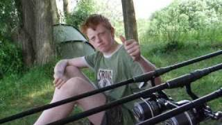 Episode 6 Carp Fishing at Winsford Bottom Flash with Harry and Friends after some River Carp