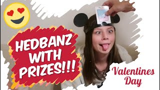 HEDBANZ With A Valentines Day Twist! | The Good Bits