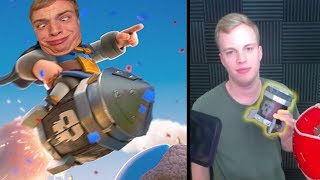 ROCKET MISSES, FUNNY MOMENTS, & PLAYS COMPILATION