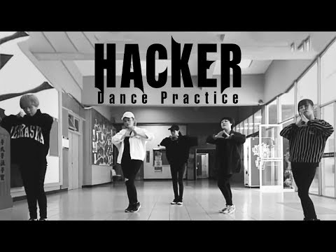 UNIVERSE(유니버스) _ Hacker(해커) Dance Practice by DAZZLING
