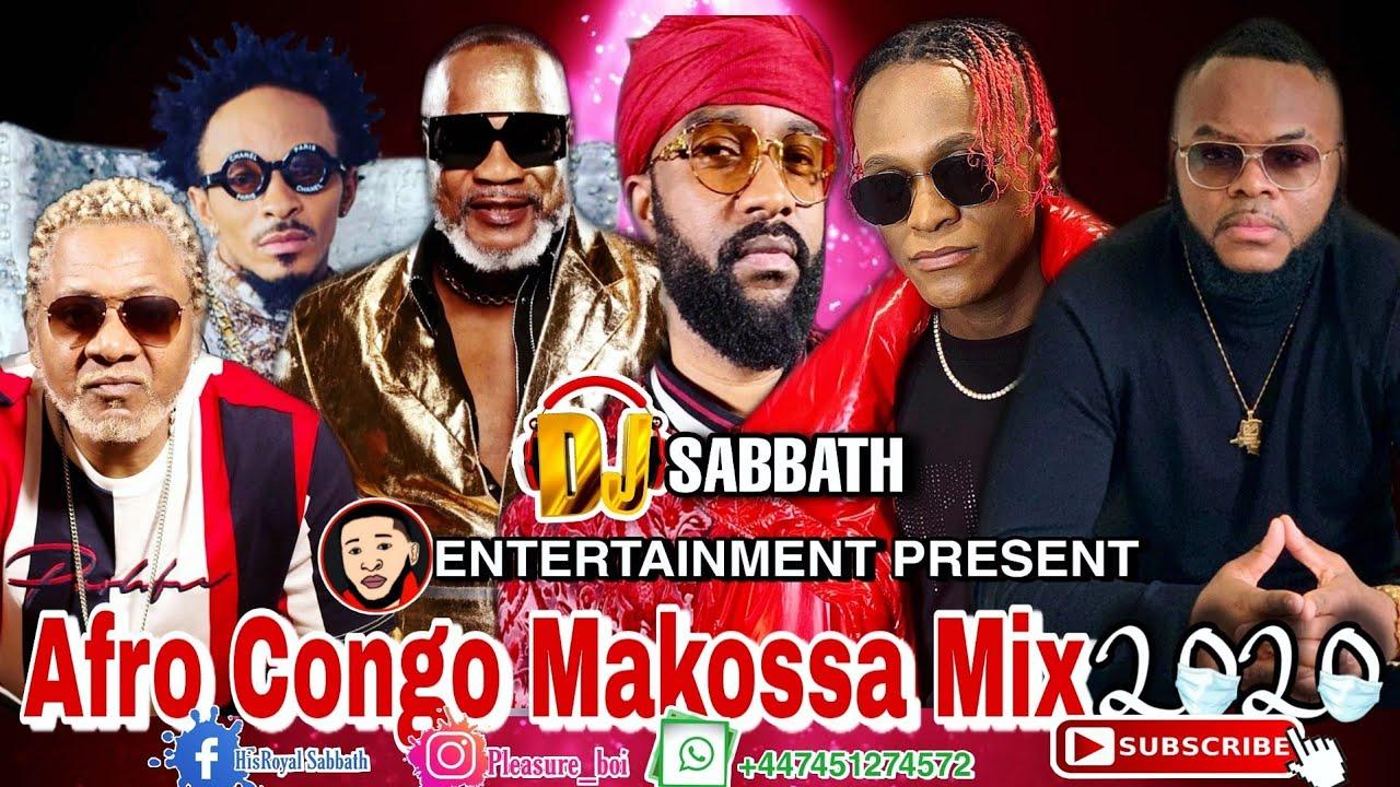 Download LATEST AFRO CONGO VS MAKOSSA VIDEO MIX 2020 BY DJ SABBATH FT FALLY IPUPA |KOFI|AWILO |INNOSS'B|BM
