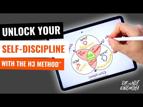 Unlock Your Self-Discipline with The H3 Method™ 0