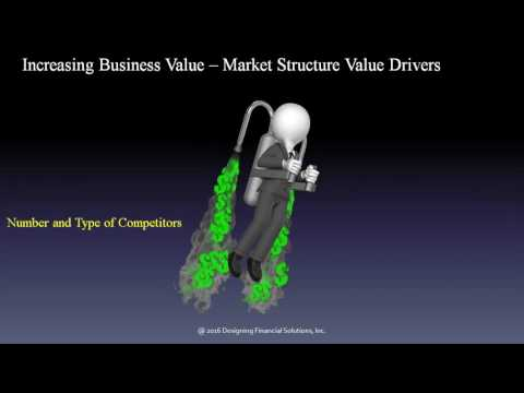 Strategic and Market Structure Value Drivers