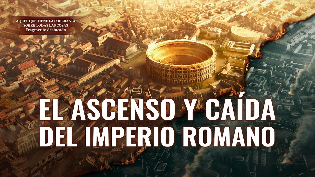 Documental en español latino   El ascenso y caída del Imperio romano