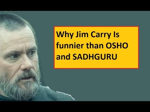 Jim carrey is funniest Enlightened Man