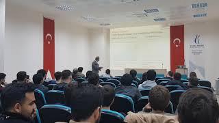 Müdür, Manisa Celal Bayar Üniversitesi'nde