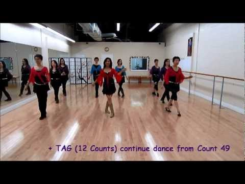 Windy City Waltz - Line Dance - Simon Ward