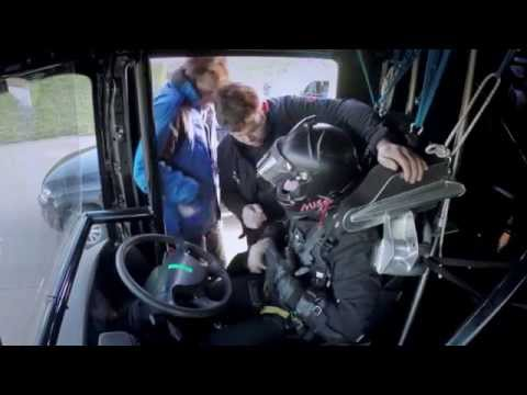 The Making of...Truck Jump by EMC and Lotus F1 Team & Hopkins Motorsport