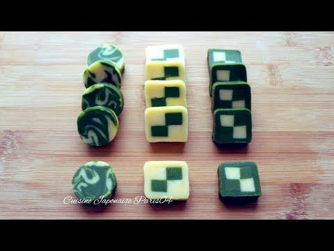 recette-biscuits-au-thé-matcha-i-sablé-avec-mosaïque-i-matcha-cookies-i-cuisine-japonaise-paris-04