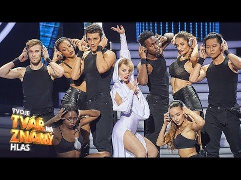 """Markéta Procházková jako Kylie Minogue - """"Can't Get You Out Of My Head""""   Tvoje tvář má známý hlas"""
