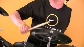 OneArmed - Cinema (Skrillex Remix Drum Cover)