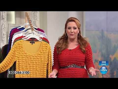 HSN   Fashion & Accessories End of Season Clearance featuring Slinky Brand 09.05.2017 - 12 AM