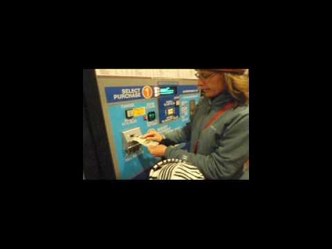How to Ride the DC Metro - Farecard
