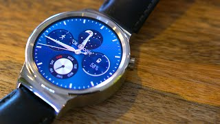 Huawei Watch: Unboxing and Review!