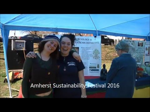 SERSI at the Amherst Sustainability Festival