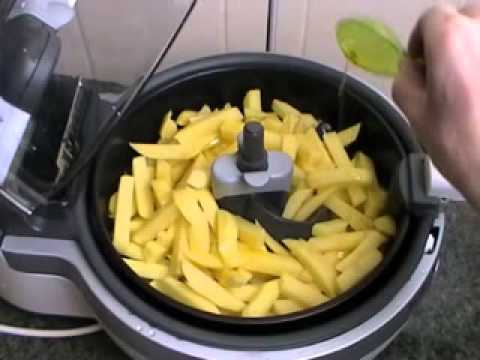 Tefal Actifry Low Fat Electric Fryer Reviewed Youtube