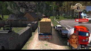Euro Truck Simulator 2 (1.31) Complic Map v2.1 1.31x + DLC's & Mods
