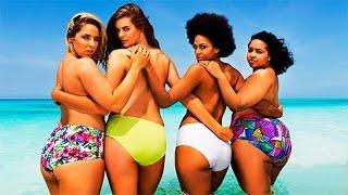 видео Женские купальники, пляжная одежда